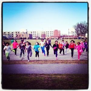 Run Girls Run!